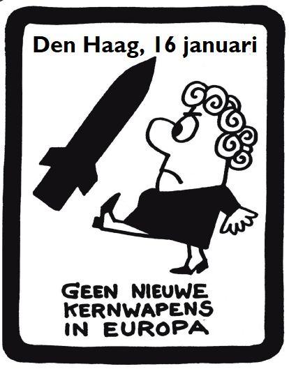 Vrede en licht verspreiden op 16 januari in Den Haag