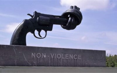 Nonviolence is a superpower