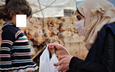 Taking care of the vulnerable people in Syria, Idlib