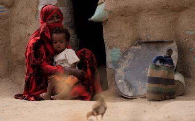 Help children and their family in Yemen